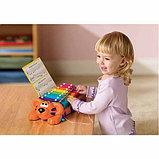 Музыкальная игрушка Тигр пианино-ксилофон 2 в1, фото 2