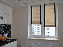 Рулонные шторы на рамы