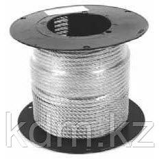 Трос стальной оцинкованный DIN 3055 3мм (Продается только бухтами)