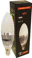 Светодиодные лампы 5W, 7W. Цоколь: Е14, Е27.