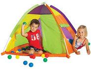 Детские игровые палатки-домики: стоит ли покупать и как выбирать?