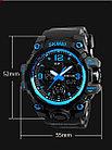Классные часы Skmei G-shock, фото 3