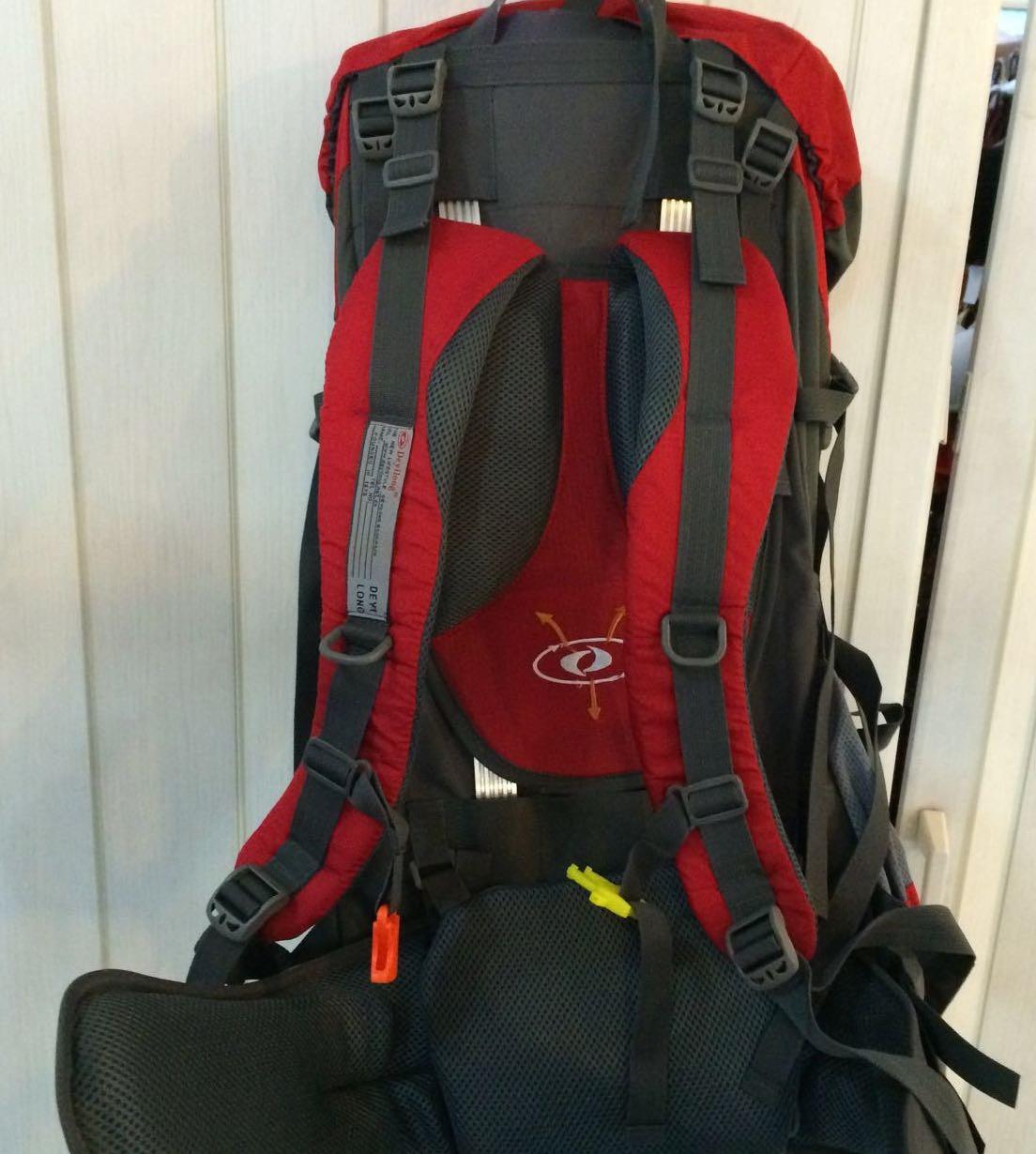Горный рюкзак Capacity 80L - фото 2
