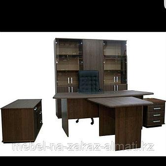 Комплект офисной мебели на заказ в Алматы, фото 2