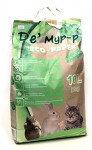Eco-Paper De мур-р  бумажный впитывающий наполнитель для кошачьего туалета, 10л (3кг).