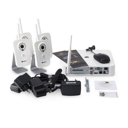 EAGLE Комплект сетевого видеонаблюдения EGL-NH2004-BVH-210, фото 2