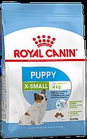 Royal Canin X-Small Puppy сухой корм для щенков мелких пород от 2-х до 10 месяцев