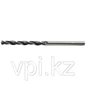 Сверло по металлу, быстрорежущая сталь HSS, 0.8*34мм Сибртех