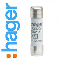 HAGER 16A 10x38mm gG