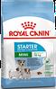 Сухой корм для щенков до 2-х месяцев, беременных и кормящих сук мелких пород Royal Canin Mini Starter M&B