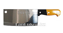 Кухонный разделочный нож для мяса с пластмассовой ручкой 300 мм.