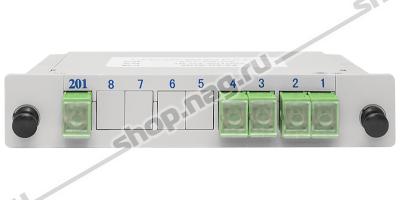 Оптический делитель планарный Alpha Mile 1x4-SC/APC