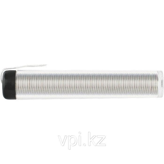 Припой Sn60Pb40, 1 мм, 17 г, в пластмассовой тубе SPARTA