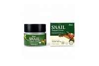 Ekel Snail Ampoule Cream Увлажняющий регенерирующий крем с муцином улитки