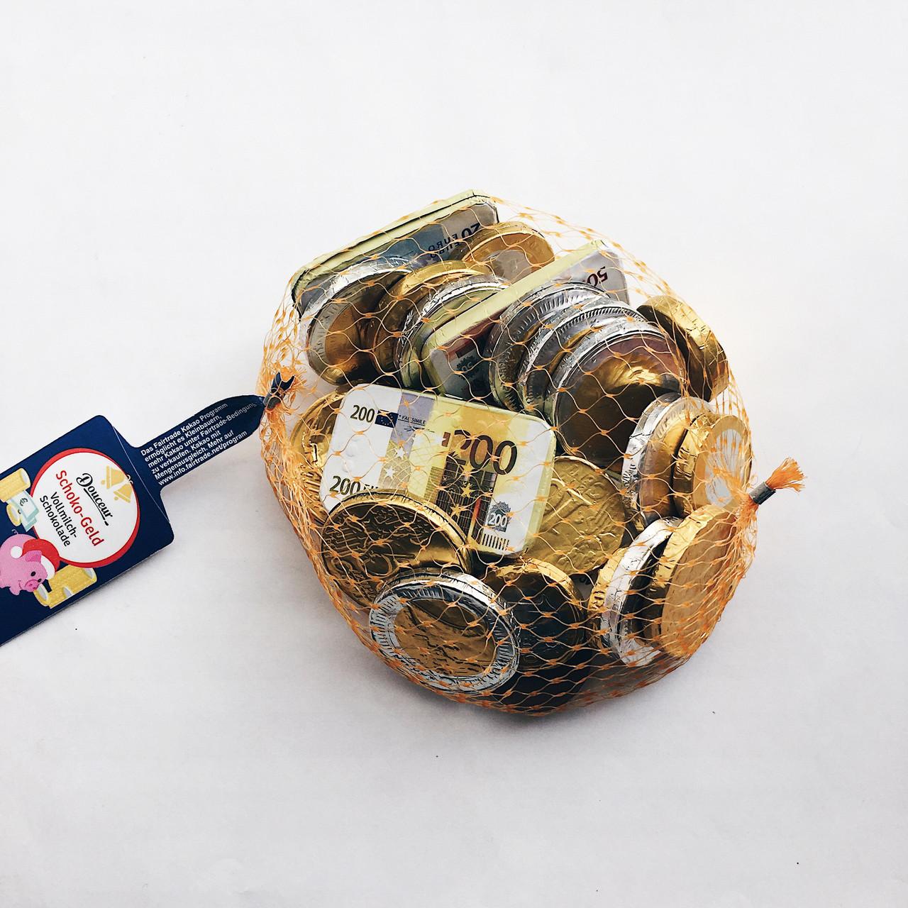 Монеты Schoko Geld 200 гр.