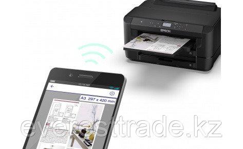 Принтер струйный Epson WorkForse WF-7210DTW