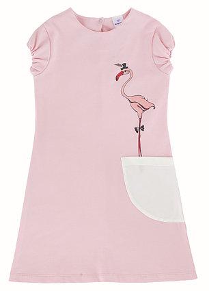 """Платье для девочки """"Алиса"""" розовое"""