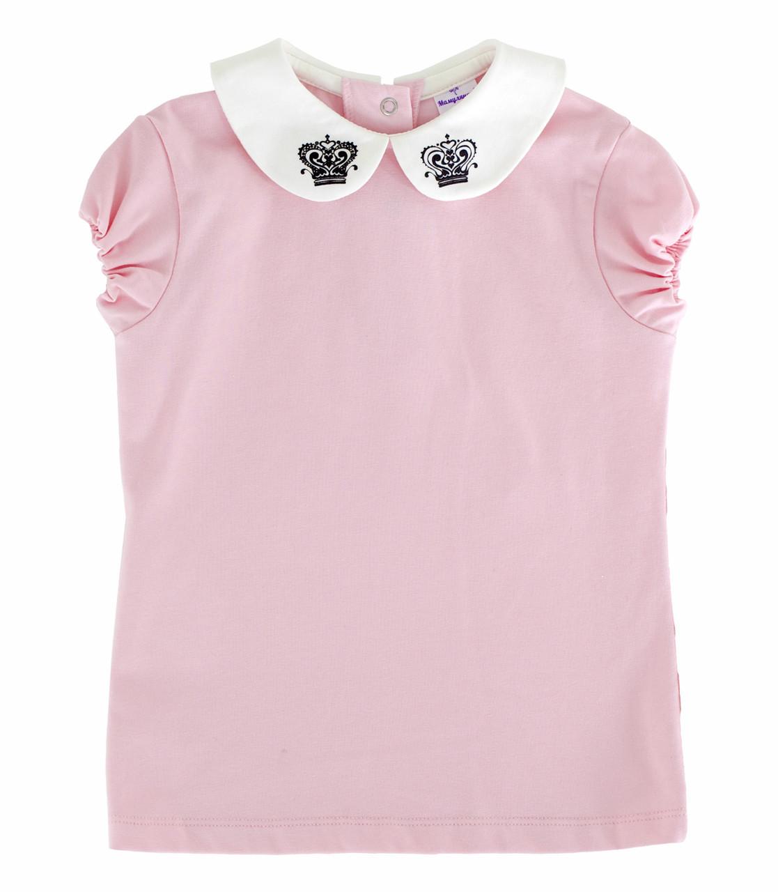 """Блузка для девочек """"Алиса"""""""