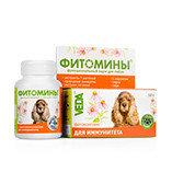 Фитомины для иммунитета собак, 50г. 100 ТАБЛ