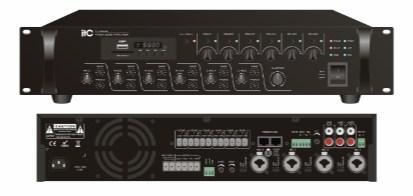 ITC Audio TI-2406S 6-ти зональный микширующий усилитель мощности