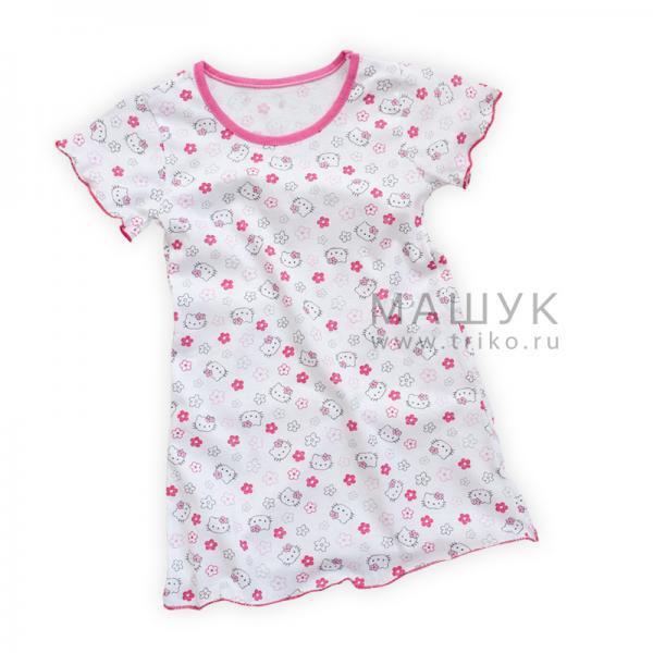 Сорочка ночная для девочек Машук