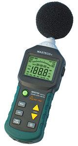 MS6700 шумометр цифровой Mastech