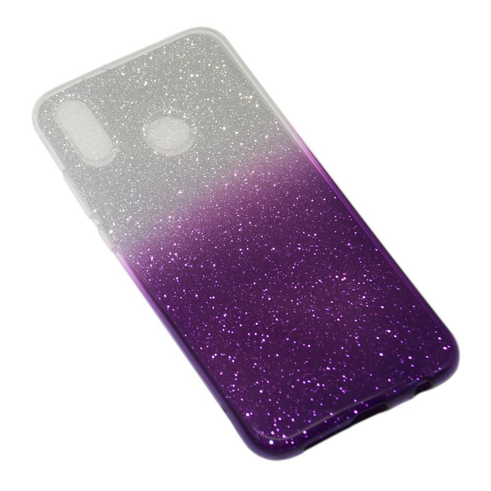 Чехол Gradient силиконовый Samsung S8 Plus