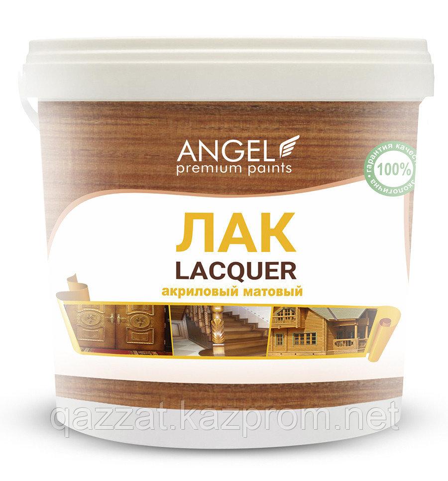 """Лак акриловый матовый """"Angel LACQUER"""" 1 кг"""