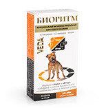 Биоритм витамины для собак средних размеров, 48 таблеток.