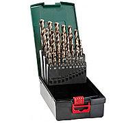 Набор сверел HSS-G 25 шт. (1-13 мм) металл.коробка