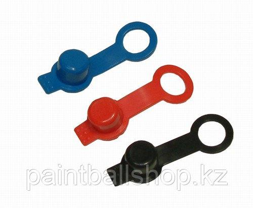 Резиновый защитный колпачок на заправочный нипель черный