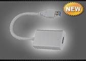 Видеокарта с USB 3.0 в HDMI