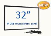 "Сенсорная USB ИК рамка 32"" SX-IR320 USB Touch screen panel, без защитного стекла"