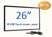 Сенсорная USB ИК рамка SX-IR260 USB Touch screen panel, без защитного стекла