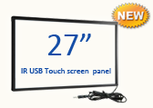Сенсорная USB ИК рамка SX-IR270 USB Touch screen panel, без защитного стекла