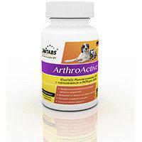 Юнитабс Мульти-комплекс №5 для коррекции нарушений метаболизма костной и хрящевой ткани у собак, 100 таблеток.