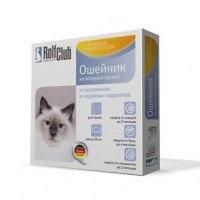 РольфКлуб антипаразитарный ошейник (RolfClub) для кошек, 35 см, фото 1