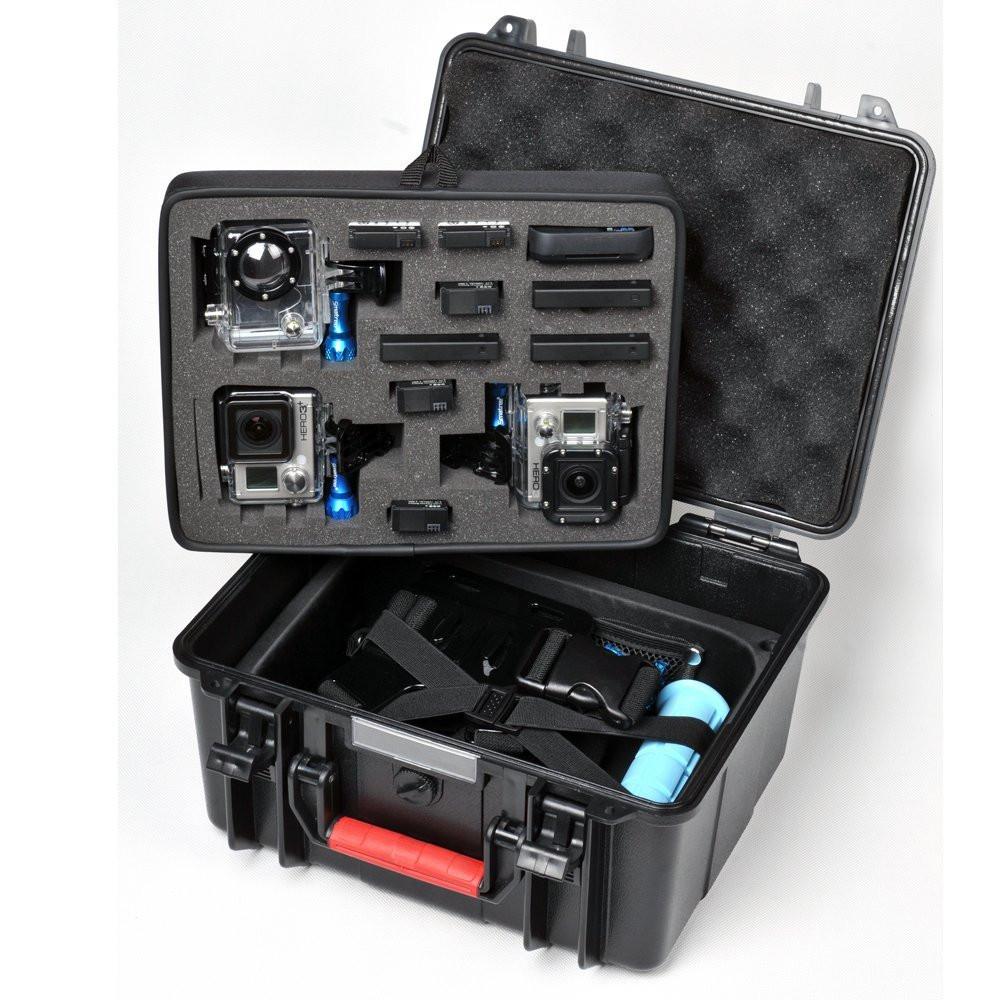 Smatree® SmaCase GA700-3 для GoPro Hero 4/3+/3/2/1/SJCAM