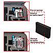 Smatree® SmaCase GA700-3 для GoPro Hero 4/3+/3/2/1/SJCAM, фото 4