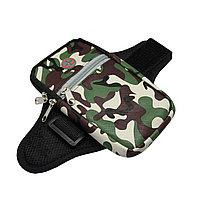 Чехол спортивный Камуфляж Sport Armband на руку для бега