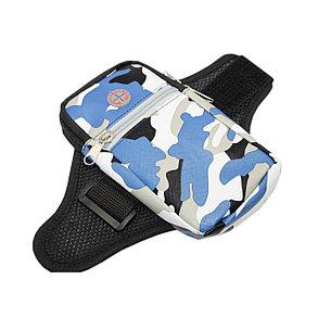 Чехол спортивный Камуфляж Sport Armband на руку для бега, фото 2