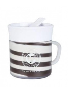 Tony Moly Latte Art Milk - Cacao Pore Pack Маска для сужения пор