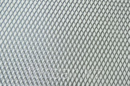 Сетка декор алюмин. ячейка 10мм х 4мм без покраски размер 20х100см, фото 2