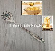 Ложка для спагетти и салатов 33.5х7 см