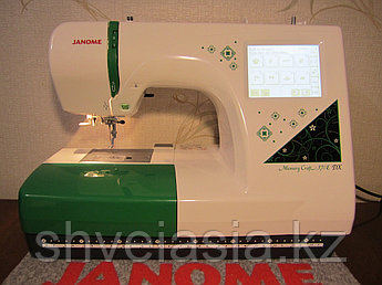 Janome Memory Craft 370 E DX
