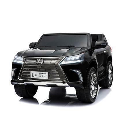 Детский электромобиль Lexus (Лексус) LX 570, черный