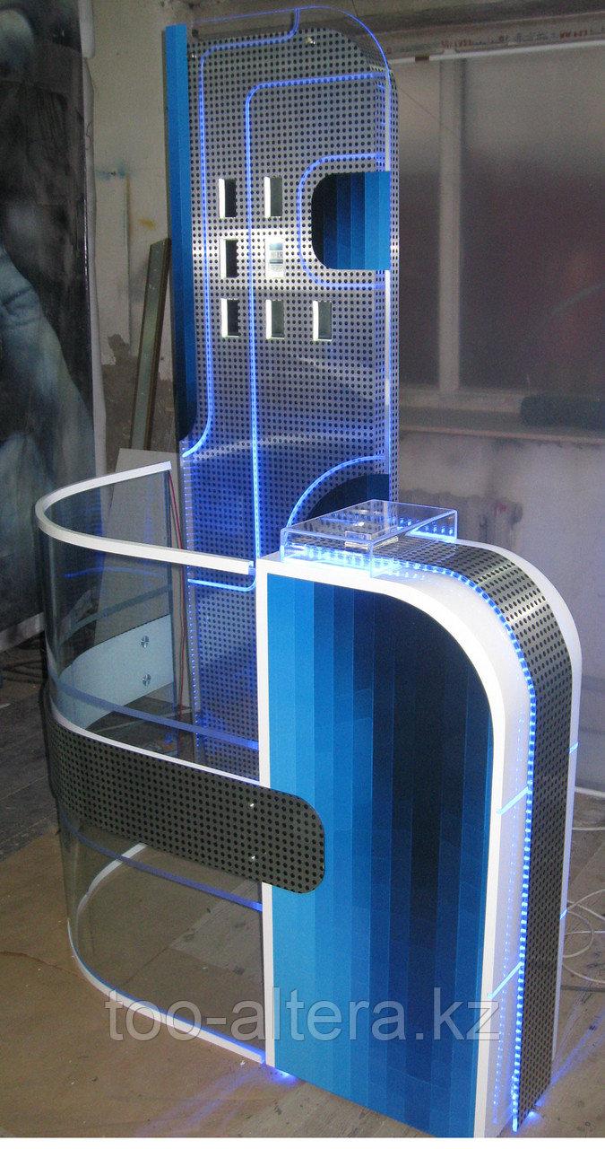 Изготовление выставочных стендов в Алматы