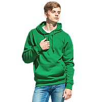 Мужская толстовка «кенгуру» , StanFreedom, 20, Зелёный (30), XS/44