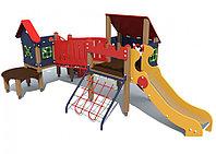 Устройство детских игровых площадок