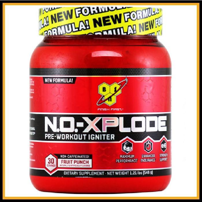 BSN N.O.-Xplode 3.0, 30 порц (555 g) арбуз